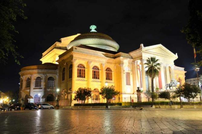 Teatro Massimo | gnuckx/Flickr