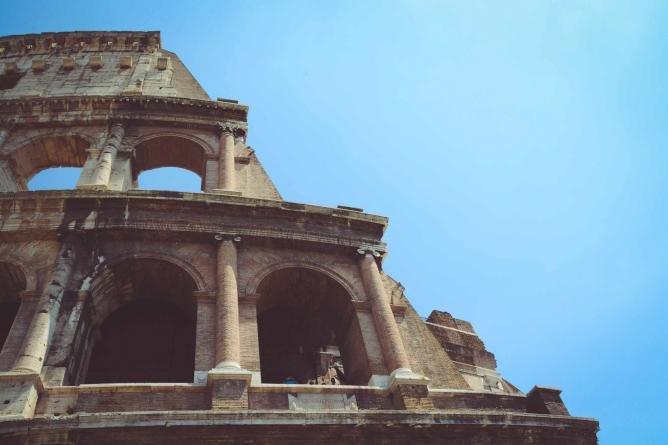 Colosseum | Courtesy of Elena Pagnoni