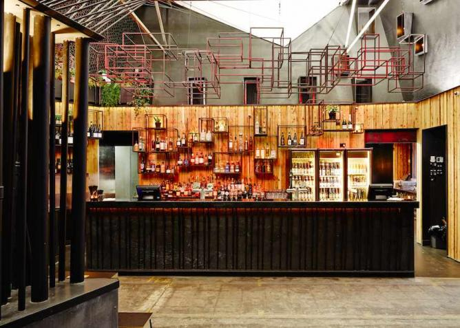 The Bar at Howler © Sean Fennessy | Image courtesy of Howler