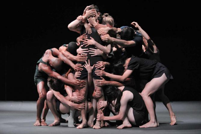 'Last Work' by Ohad Naharin, premiered May 2015