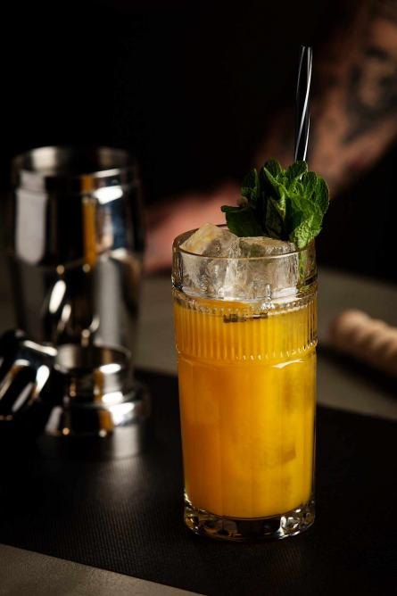 Tempting cocktail | Courtesy of Root Artspace