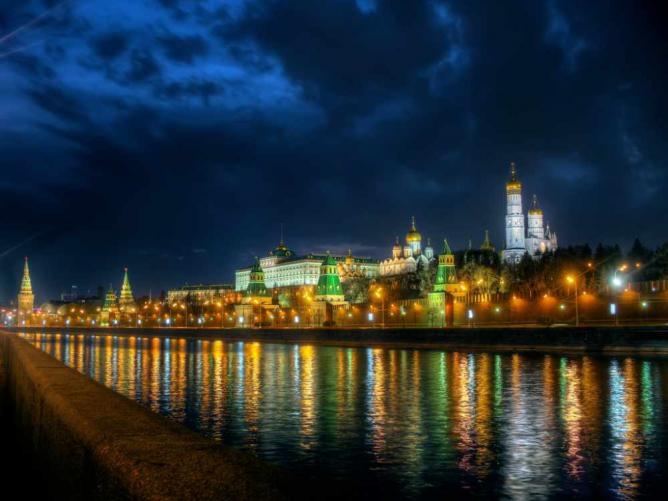 Moscow's incredible skyline | © Alexey Kljatov/Flickr