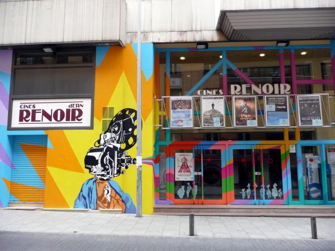 Cines Renoir   © Metro Centric/Flickr