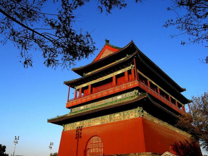Gulou (Drum Tower) © momo/Flickr