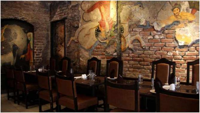 Khyber | © Karlyle Gomes, courtesy of the restaurant