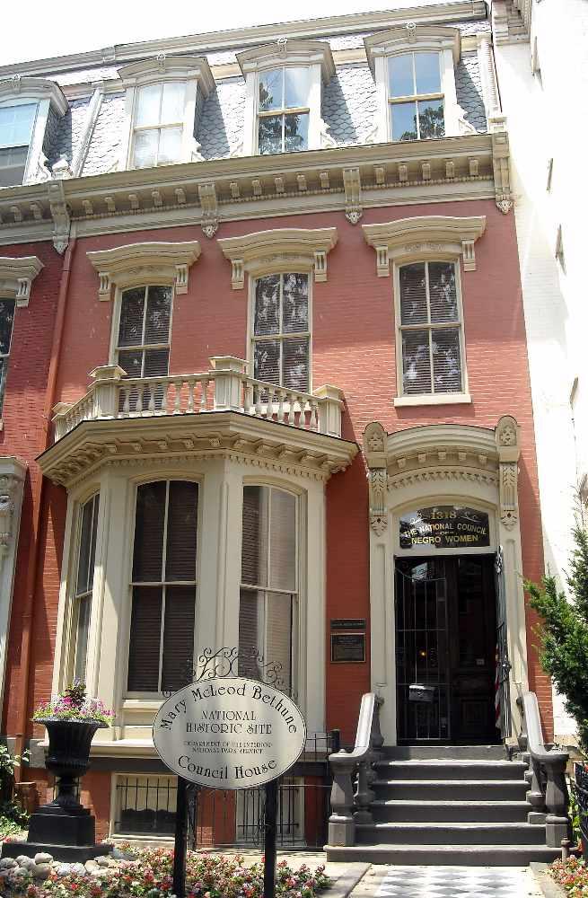 Mary McLeod Bethune Council Home