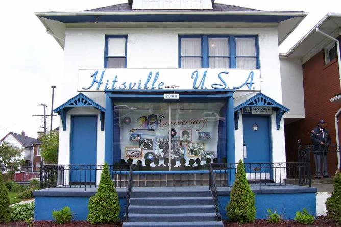 Motown Museum   © Dig Downtown Detroit/Flickr