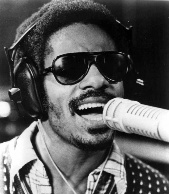 Stevie Wonder, 1973   © Motown Records/WikiCommons