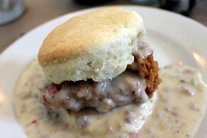 Hominy Grill - Big Nasty Biscuit   © Wally Gobetz/Flickr