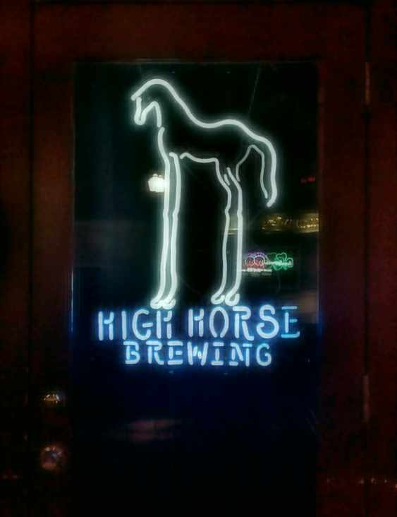 High Horse. Downstownstreets/Flickr