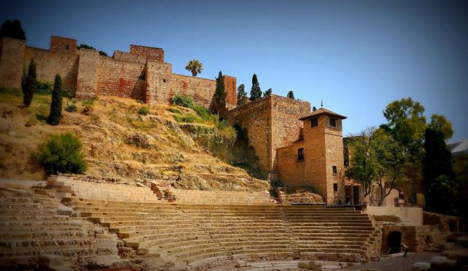 Alcazaba   © Ronny Siegel/Flickr
