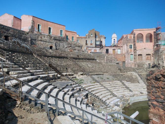 Greek-Roman Theatre | Ania Mendrek/Flickr