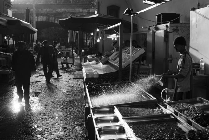 Catania Fish Market l © Gianni Dominici/Flickr