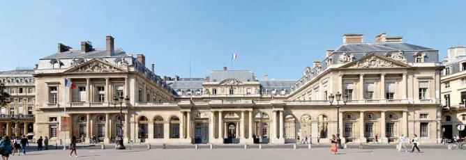 The Palais-Royal | © Marie-Lan Nguyen/WikiCommons
