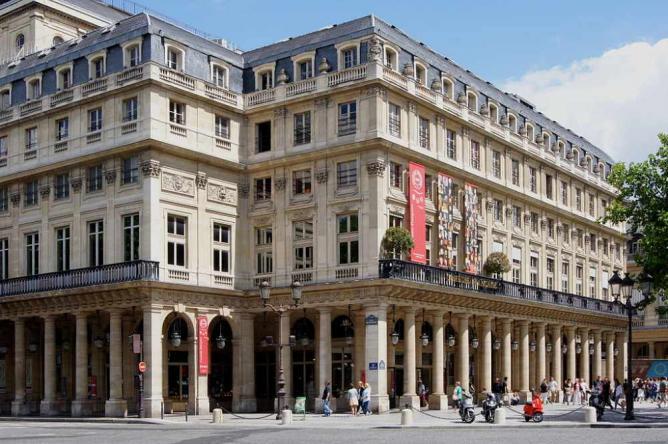 Comédie Française | © Jebulon/WikiCommons