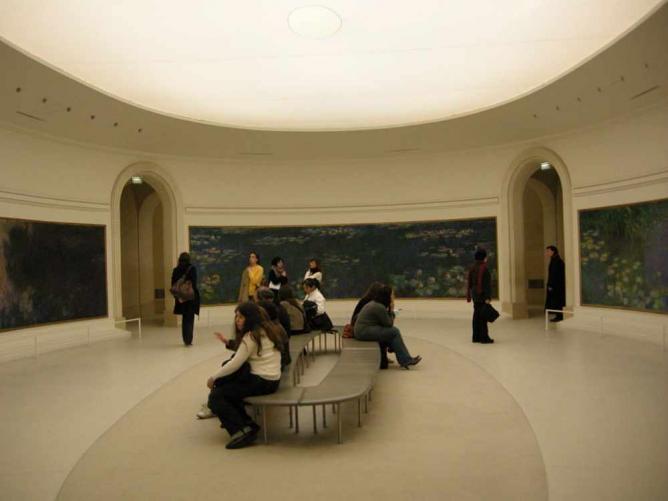 Musée de l'Orangerie | © sailko/WikiCommons