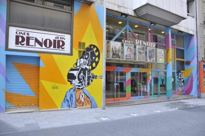 Cines Renoir | Courtesy of the cinema