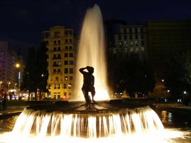 Plaza de España | © MathieuMarquer/Flickr