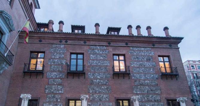 Casa de las Siete Chimeneas @ManuelCaballero/Flickr