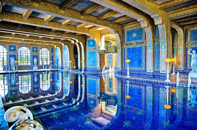 5 Exquisite Pools Designed By Julia Morgan