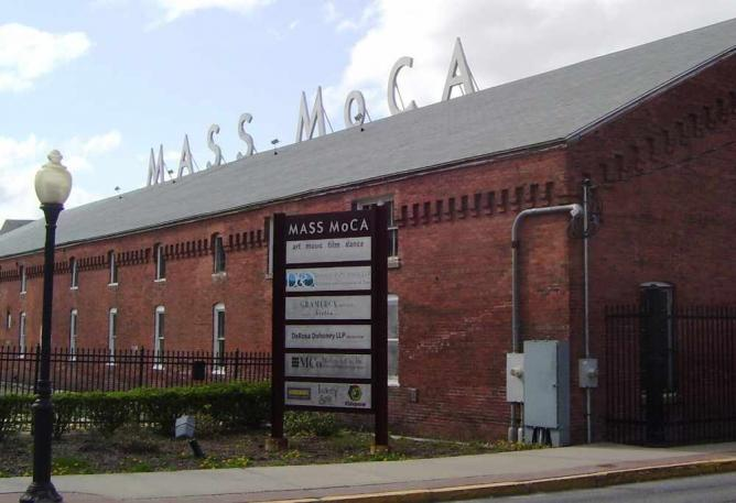 MASS MoCA holds multiple different kinds of performance a year | © BeyongMyKen/WikiCommons