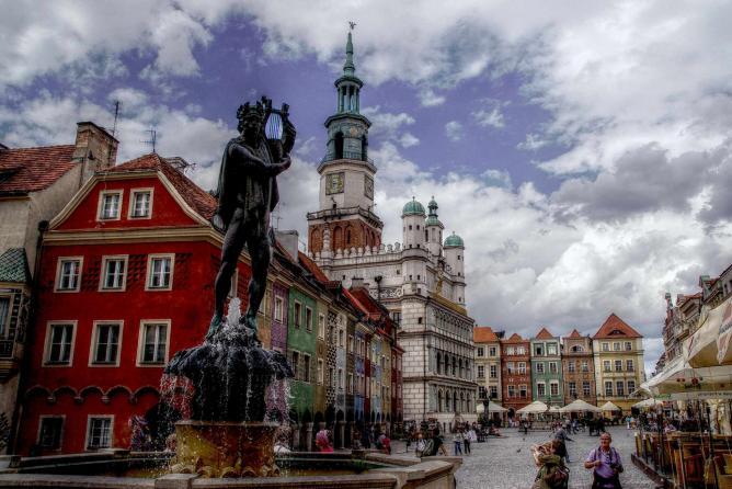 Poznań's Old Town | © Francisco José Moreno Caballero/Flickr