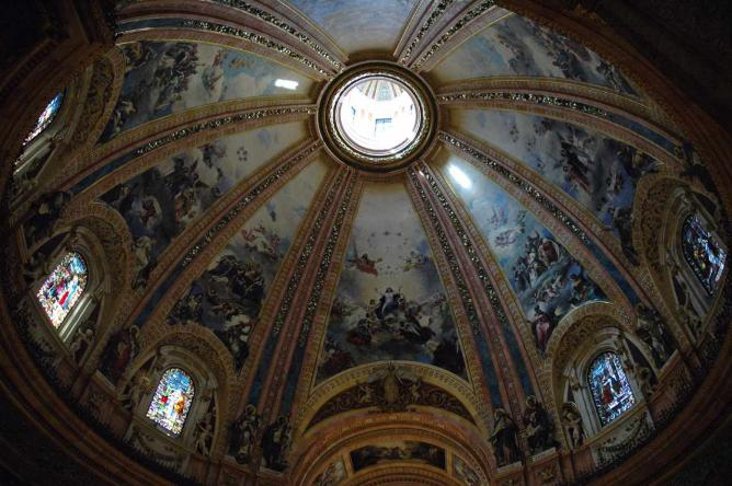 Real Basilica de San Francisco el Grande   © Doug/Flickr