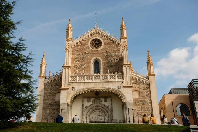 Iglesia de San Jeronimo el Real | © SonofGroucho/Flickr