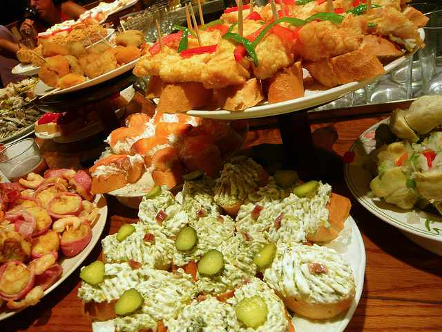 Tasty range of pintxos | © Jessica Spengler/Flickr