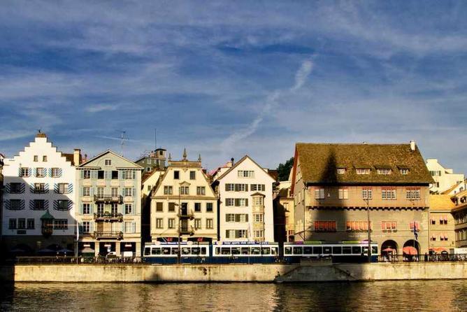 Zürich's old town | © Artur Staszewski/Flickr