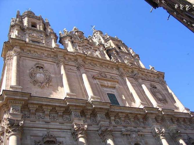 Clerecía Church | © Javier Carro/WikiCommons