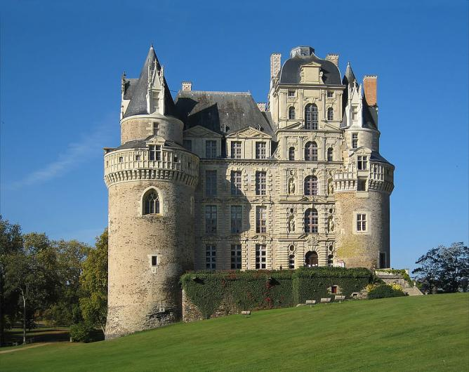 Château de Brissac   © Manfred Heyde/WikiCommons
