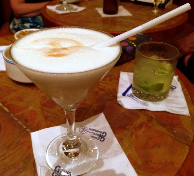 Time for a Pisco Sour l © Carine06/Flickr