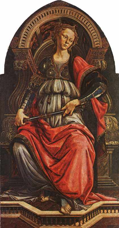 Allegory of Fortitude