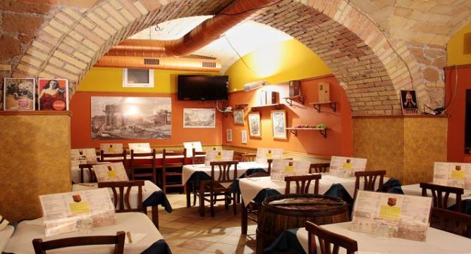 I Porchettoni A San Lorenzo Interior L Courtesy Of