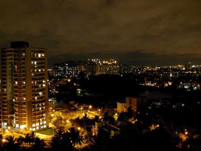 View over Bangalore | © chopr/WikiCommons