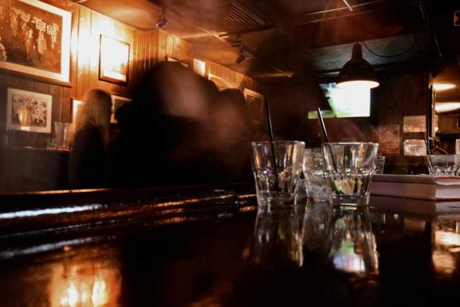Cocktails | © Alan Strakey /Flickr