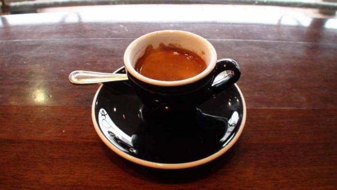 Espresso at Strawberry Fare | © studio tdes/Flickr