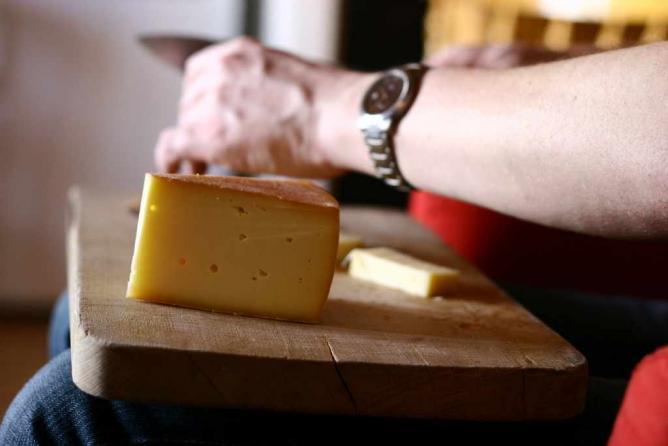 Swiss cheese I © Sonja Pieper/Flickr