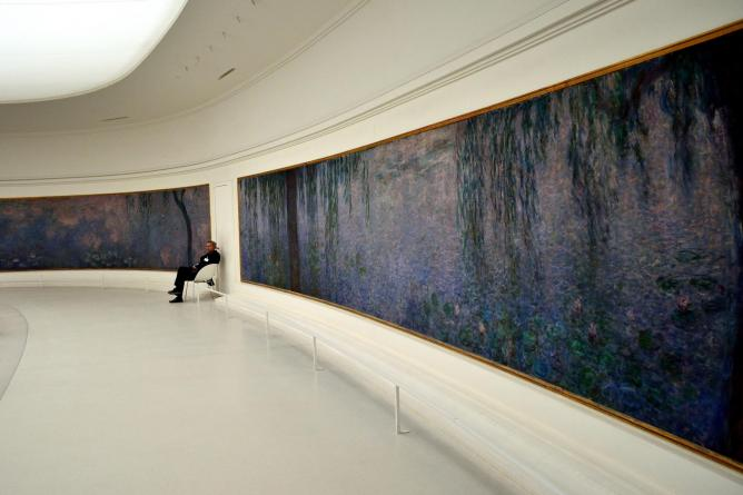 Musée de l'Orangerie   © Tom Hilton/Flickr