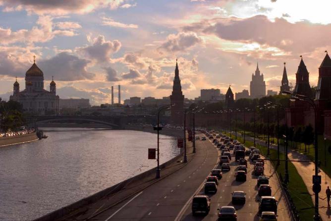 Moscow's iconic skyline | © Dmitry Azovtsev /WikiCommons