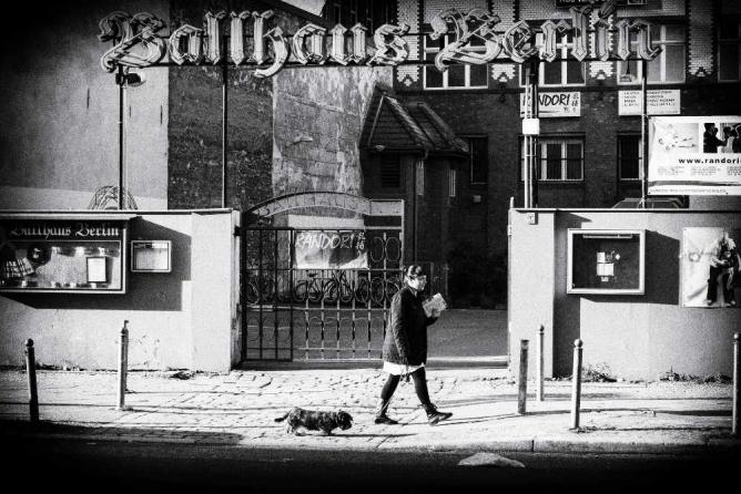 Exterior of Ballhaus Berlin, Prenzlauerberg ©Wikicommons
