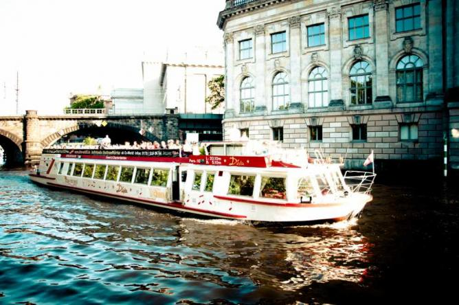 Spree Cruise © Wikicommons