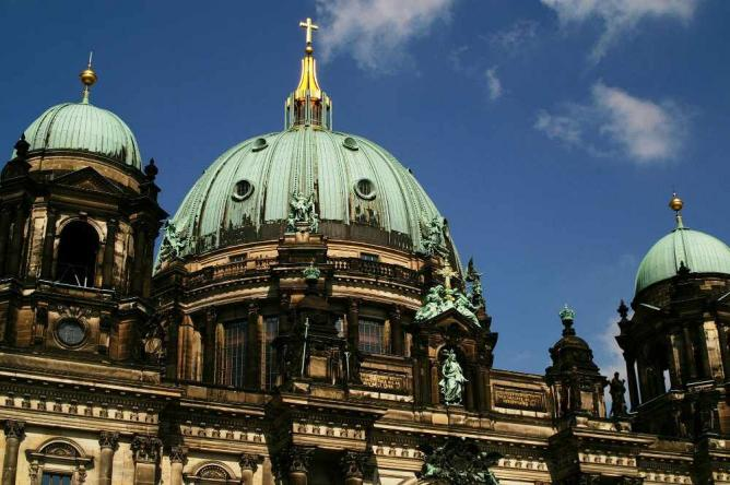 Berlin Cathedral © Wikicommons