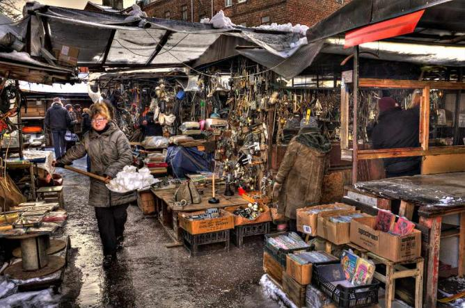 The Best Markets For Browsing In Moscow