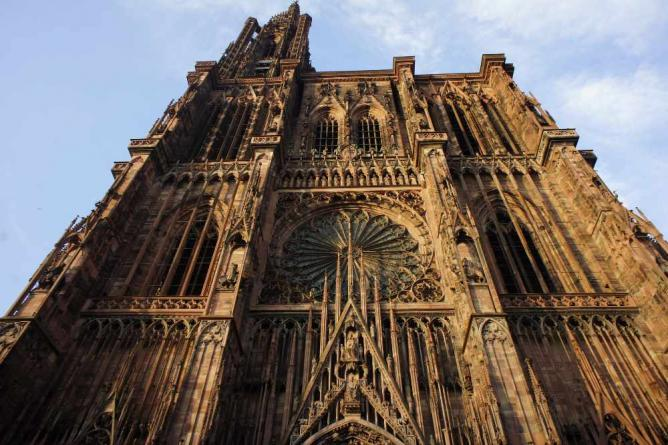 Strasbourg Cathedral | © barnyz/Flickr