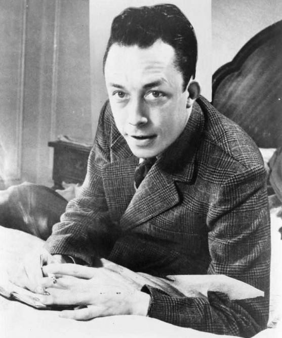 Nobel Prize winner, Albert Camus | © United Press International/WikiCommons