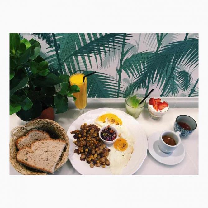 Brunch at Bluebell Coffee | © Courtesy of Bluebell Coffee