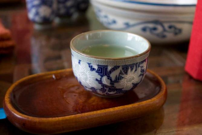 A cup of Chinese tea © 欣盈/Flickr