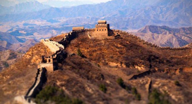Simatai Great Wall © Kevin Poh/Flickr